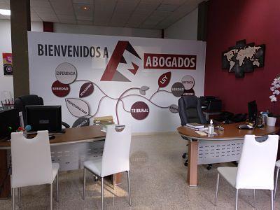 abogados accidente de tráfico Logroño - recepción
